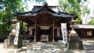 田無神社・本殿