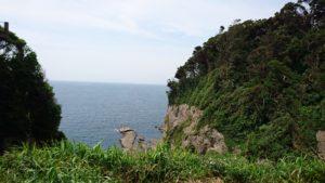山ふたつ江の島