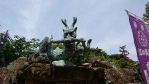 江の島龍宮