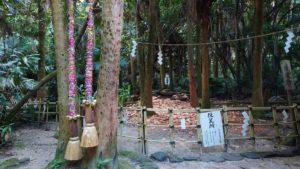 青島神社、元宮