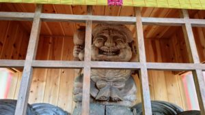 金櫻神社、招福大黒天