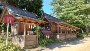武蔵御嶽神社、摂社