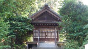 伊豆山神社、祖霊社