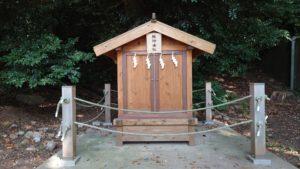 伊豆山神社、龍神