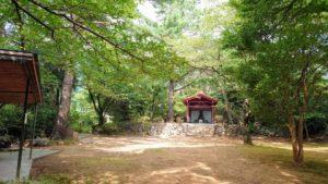 伊豆山神社、本宮社