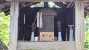 麻賀多神社、子安神社