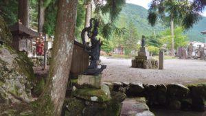 龍泉寺、善女龍王