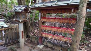 大神神社、夫婦岩